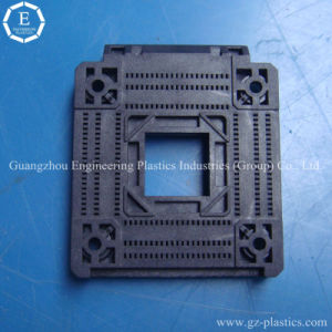 Customized Plastic Parts Peek Valve Plate pictures & photos