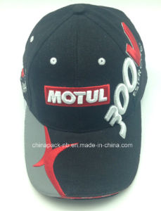 Men′s Double Piping Sandwich Bill Cap with 3D Embroidery (CPA-31083) pictures & photos