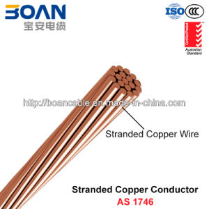 Hdbc, Stranded Bare Copper Conductor (AS 1746) pictures & photos