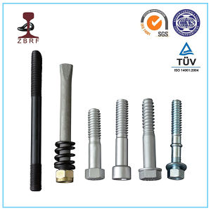 DIN529 Anchor Bolt for Concrete Sleeper Fasten System pictures & photos