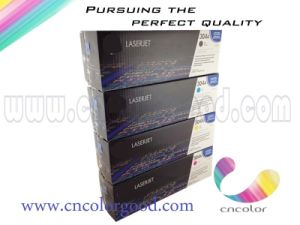 Color Laser Toner Cartridge Cc530A 260A 210A 320A 410A 400A 540A 350A for HP Original Printer pictures & photos