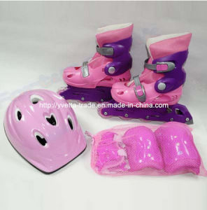 Roller Skate Combo Set (YV-T01) pictures & photos