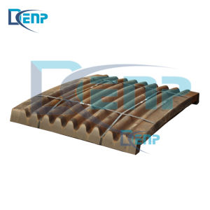 Jaw Crusher Plate Fixed Jaw Plate Swing Jaw Plate Mn13cr2 Jaw Plate pictures & photos
