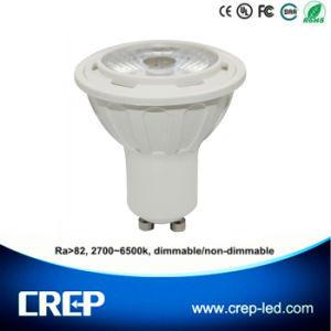 4W SMD5050 GU10 LED Spotlight with 2700-6500k Available pictures & photos
