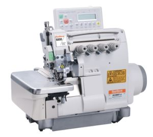 Full Automatic High Speed Computer Overlock Sewing Machine Series pictures & photos
