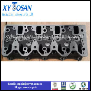 Auto Engine Casting Iron Cylinder Head for Isuzu 4le1 OEM No. 8-97195251-6 pictures & photos