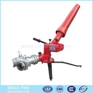 Mobile Hose Coupling Fire Foam Monitor pictures & photos