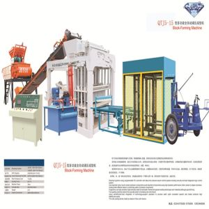 Customize 4600X2000X2800 Clay Brick Making Machine Price pictures & photos