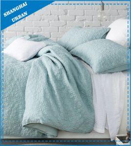 Premium Cotton Quilted Duvet Cover Bedding Set pictures & photos