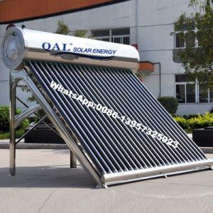 250L High Heat Efficiency 3-Targets Solar Tube Hot Water Heater