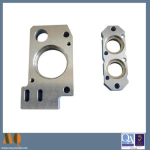 CNC Aluminum Machining Parts Slush Machine Parts (MQ2124) pictures & photos