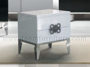 2016 New Style Night Side Good Quality Night Stand Sm-B14 Simple Design Night Stand Modern Nightstand White pictures & photos