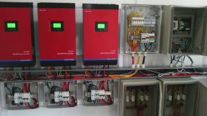Must Brand ISO9001 Standard Factory Pure Sine Wave Hybrid Solar Inverter 5kVA pictures & photos