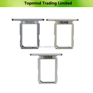 Replacement Parts for Samsung Galaxy S6 Sm-G920 SIM Card Tray pictures & photos