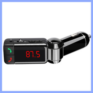 Bc06 Bluetooth Handsfree Car MP3 Player with FM Transmitter Aux Interface LED Display pictures & photos