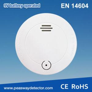 Vds3131 En14604 Optische Rauchmelder Lithium Batterie (PW-509)