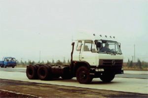 Dongfeng 6X4 Towing Truck/Tractor Head pictures & photos