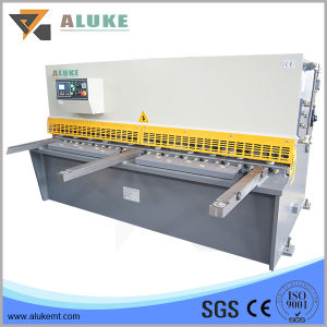 Metal Sheets Cutting Guillotine Made in China pictures & photos