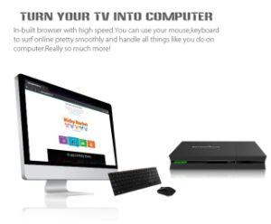High Speed HD Ott+DVB Satellite Receiver pictures & photos