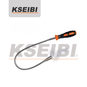 Magnetic Pick-up Tool with Light 5lb/TPR/Progrip-Kseibi pictures & photos