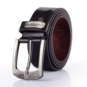 Brand Leather Man Dress Formal Leather Belt (RS-150902) pictures & photos