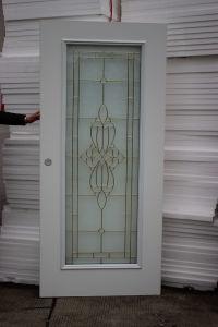 Medieval Steel Indoor Glass Door pictures & photos