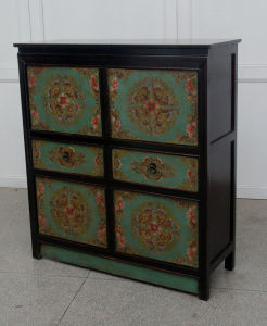 Unique Cabinet Antique Furniture with Drawers pictures & photos