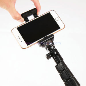 Wireless Extendable/Chargable Bluetooth Shutter Zoom Camera Monopod Selfie Stick pictures & photos