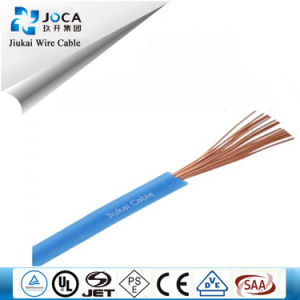 H07V-R/H07V-U/H07V-K 450/750V Stranded Copper Conductor Cable pictures & photos