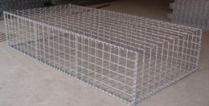 Hot Sale Superior Quality Galvanized Gabion Box with Lower Price pictures & photos