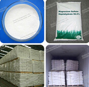 White Powder 98%Min Magnesium Sulfate Anhydrous (CAS: 7487-88-9) for Industrial pictures & photos
