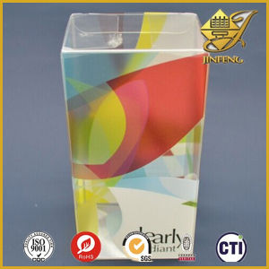 Transparent Rigid Pet Sheet for Cosmetics Packaging pictures & photos