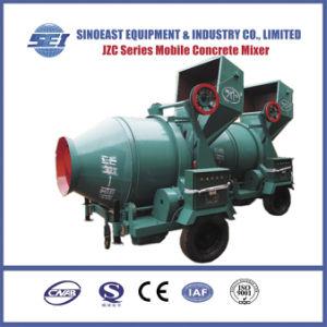 Jzc300 Series Mobile Concrete Mixer pictures & photos