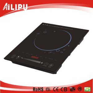 Slide Control Built-in Single Induction Cooker Model Sm-A86 pictures & photos