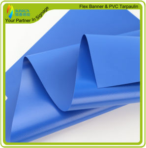 High Strength PVC Coated Tarpaulin Rolls pictures & photos