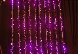 LED Waterfall Light Decoration Wedding Lights pictures & photos
