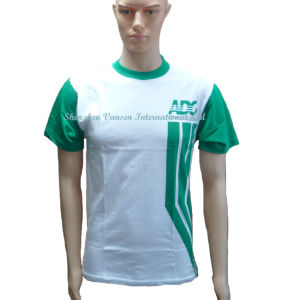 Top Quality Cotton Printing T-Shirt for Advertising pictures & photos