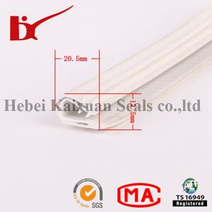 Professional Produce Extruded PVC Trim pictures & photos