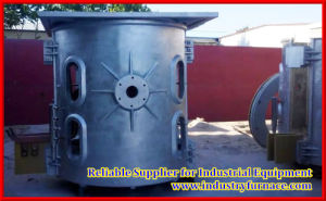 Gw Industrial Melting Furnace for Steel, Iron, Stainless Steel, Aluminum, Copper Induction Melting pictures & photos