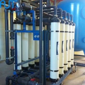 Di Water RO Water Pretreatment Ultrafiltration System