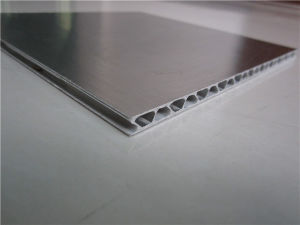 Aluminum Corrugated Core Sandwich Panels pictures & photos