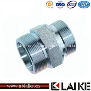 (1DB-WD) Bsp Thread with Captive Seal Pipe Adapter