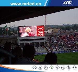 P20 Full Color Sports Stadium Perimeter LED Video Display Screen pictures & photos