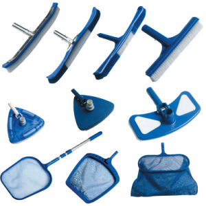 Pool Leaf Skimmer Swimming Pool Accessories of Pool Cleaning Equipment pictures & photos