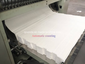 Automatic V Fold Facial Tissue Paper Machine Price pictures & photos