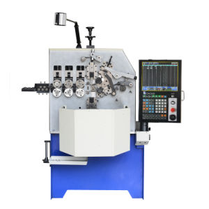 Size Range 1.0-4.0mm CNC Computer Spring Machine with 3 Axis pictures & photos