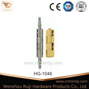 Cabinet Mini Bend Brass Hinge with Crown Head (HG-1046-1) pictures & photos