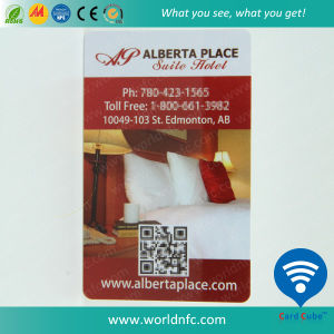 Manufacturer F08 RFID Smart Card for Door Access Control pictures & photos