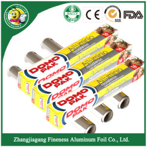 Premium Food Aluminum Packing Foil for Restaurant 8011 pictures & photos