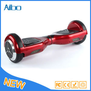 Red 2 Wheeled Self-Balancing Two Wheels Hover Board Electric Scooter Self Balancing Scooter